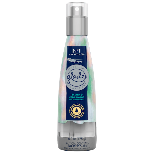 $1.50 for Glade® Atmosphere Collection™ Fine Fragrance Mist (expiring on Friday, 11/02/2018). Offer available at Walmart.