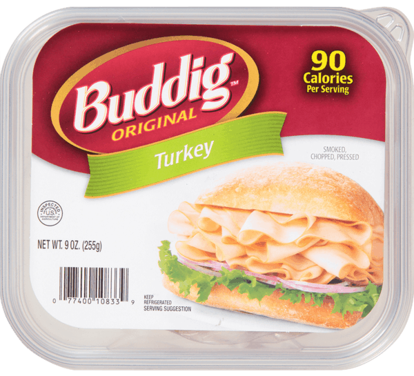 $0.75 for Buddig™ Original Tubs (expiring on Monday, 03/04/2019). Offer available at multiple stores.