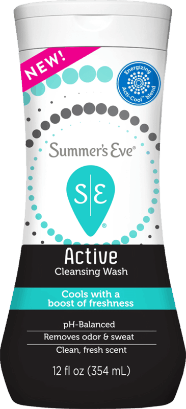 $0.50 for Summer's Eve Active Feminine Cleansing Wash (expiring on Thursday, 04/01/2021). Offer available at Walmart, Walmart Pickup & Delivery.