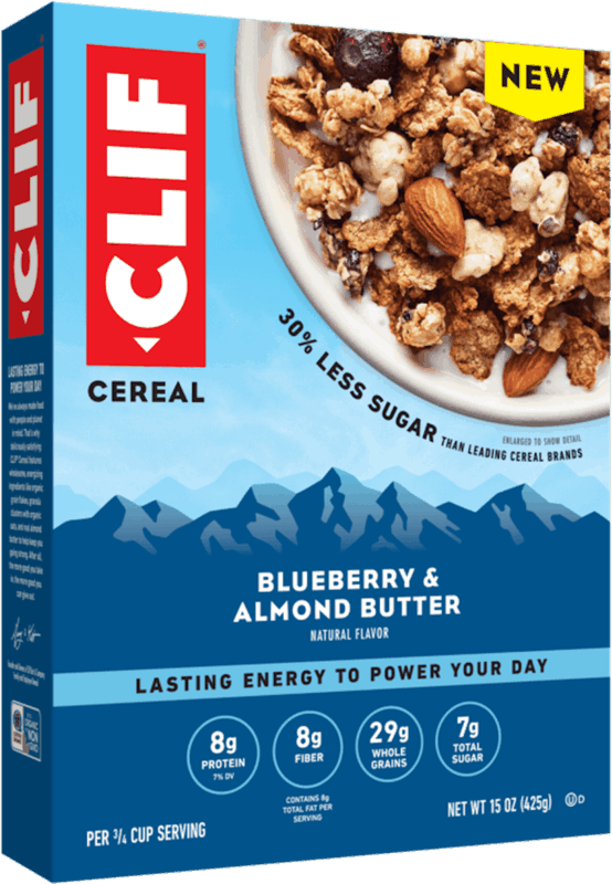 $1.75 for Clif Cereal (expiring on Wednesday, 09/29/2021). Offer available at Walmart, Walmart Pickup & Delivery.