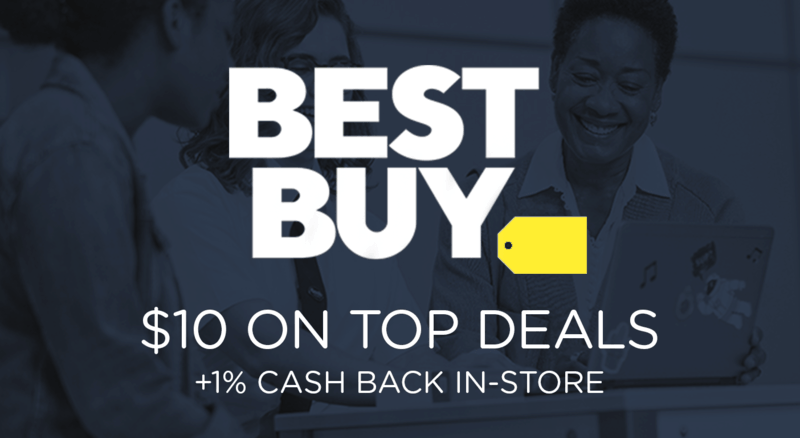 $0.00 for Best Buy (expiring on Sunday, 08/02/2020). Offer available at Best Buy.