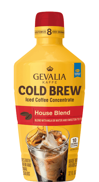 $1.00 for Gevalia Cold Brew Iced Coffee Concentrate (expiring on Wednesday, 01/31/2018). Offer available at Walmart.