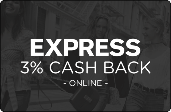 $0.00 for Express (expiring on Friday, 05/18/2018). Offer available at Express.