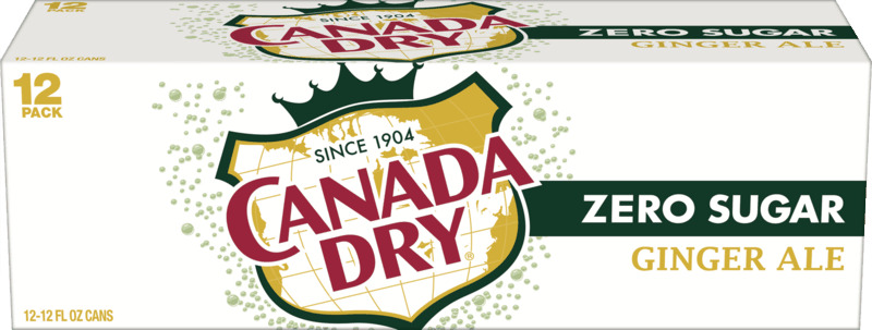 $0.50 for Canada Dry Zero Sugar Ginger Ale (expiring on Monday, 05/31/2021). Offer available at multiple stores.