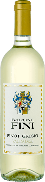 $1.00 for Barone Fini Pinot Grigio Valdadige (expiring on Friday, 02/01/2019). Offer available at multiple stores.