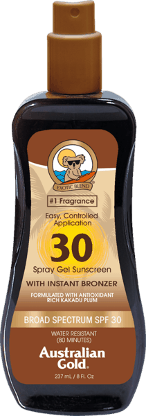 $0.75 for Australian Gold® Sun Care. Offer available at multiple stores.