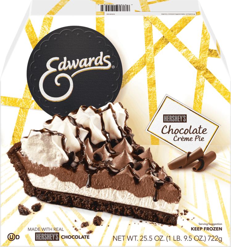 picture relating to Edwards Pies Printable Coupons known as $1.00 for Edwards® Entire Crème Pie. Present offered at