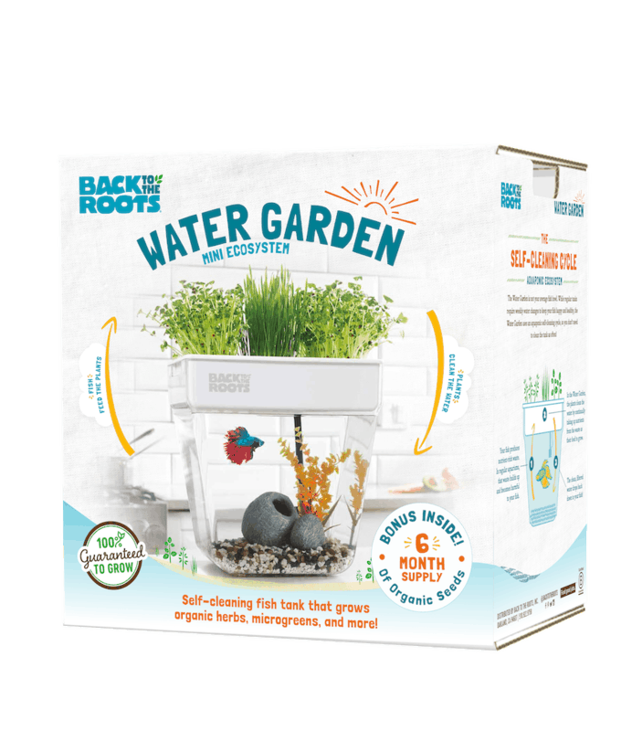 $10.00 for Back to the Roots Water Garden (expiring on Sunday, 08/02/2020). Offer available at Costco.
