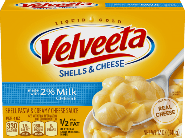 $0.25 for Velveeta Shells & Cheese (expiring on Sunday, 06/02/2019). Offer available at Walmart.