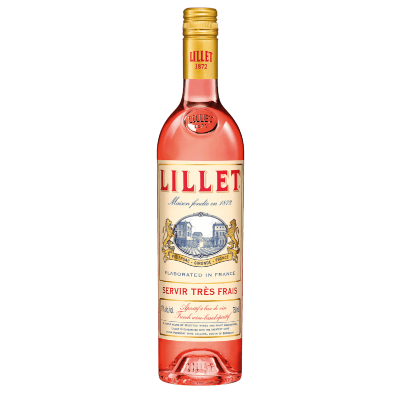 $2.00 for Lillet Rosé. Offer available at multiple stores.