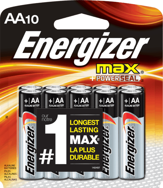 $1.00 for Energizer® Batteries (expiring on Saturday, 06/30/2018). Offer available at Target.