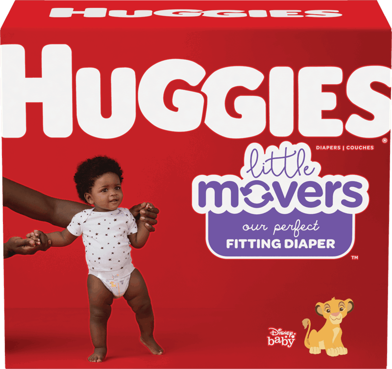 $4.00 for Huggies Little Movers Diapers (expiring on Friday, 12/31/2021). Offer available at Walmart, Walmart Pickup & Delivery.