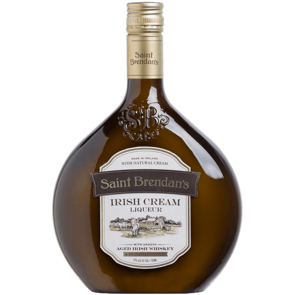$2.00 for Saint Brendan's Irish Cream Liqueur. Offer available at Walmart, Walmart Pickup & Delivery.