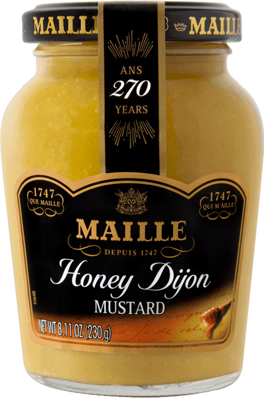$0.75 for Maille Honey Dijon Mustard (expiring on Wednesday, 05/13/2020). Offer available at multiple stores.