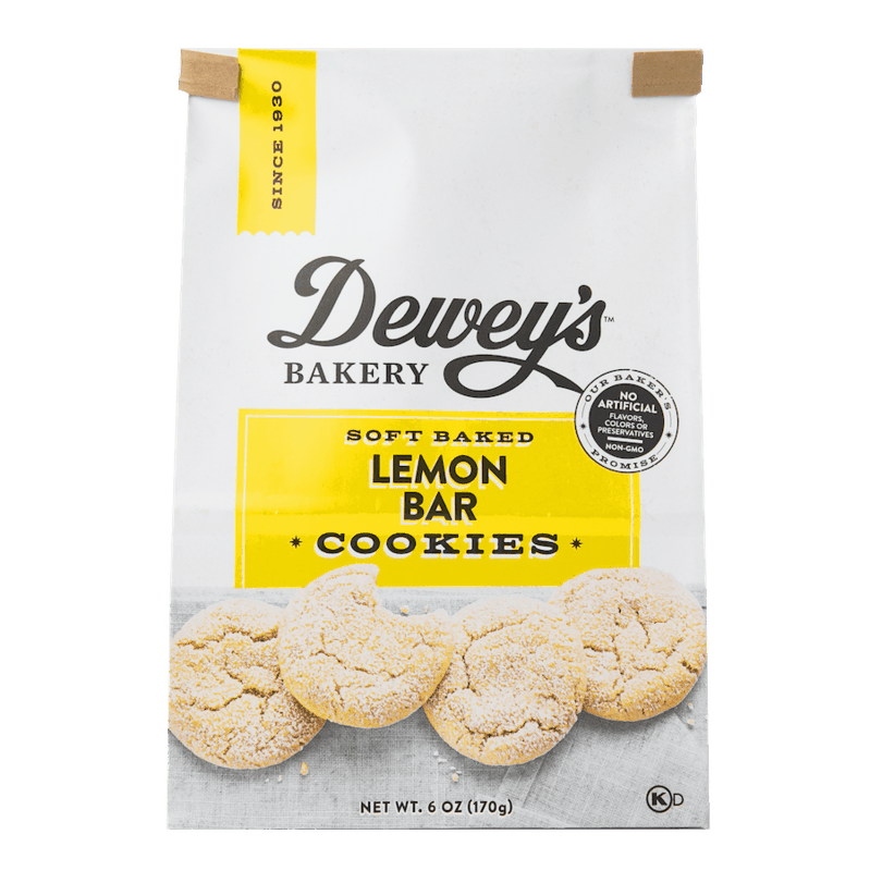 $1.00 for Dewey's Bakery Soft Baked Cookies and Cookie Thins (expiring on Monday, 09/06/2021). Offer available at United Supermarkets.