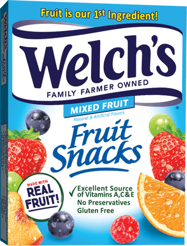 $0.75 for Welch's Fruit Snacks (expiring on Sunday, 09/19/2021). Offer available at multiple stores.