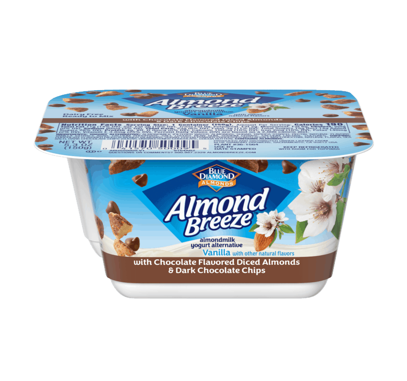 $1.00 for Almond Breeze Almondmilk Yogurt 5.3oz (expiring on Wednesday, 03/31/2021). Offer available at multiple stores.