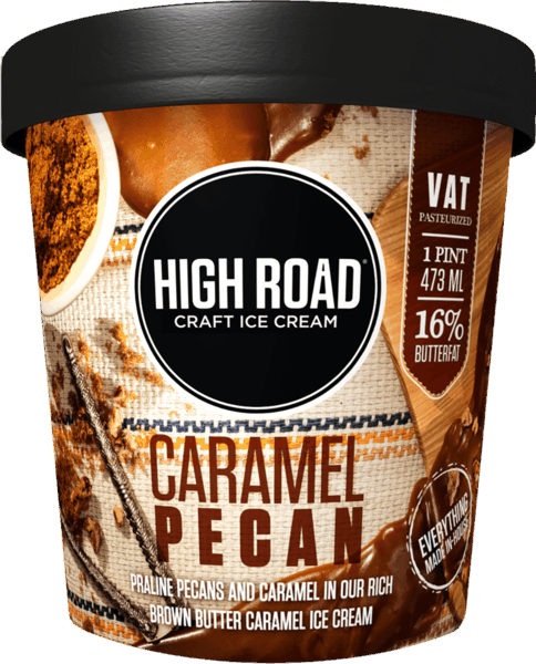 $1.50 for High Road Craft Ice Cream® (expiring on Sunday, 05/31/2020). Offer available at Safeway, Publix, H-E-B, Whole Foods Market®.