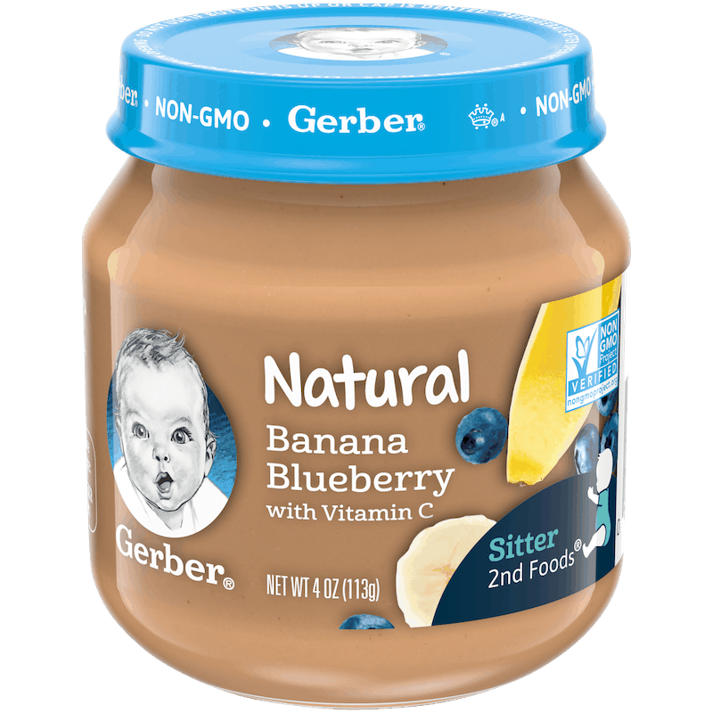 $1.00 for Gerber Natural Jars (expiring on Monday, 11/09/2020). Offer available at Walmart, Walmart Grocery.