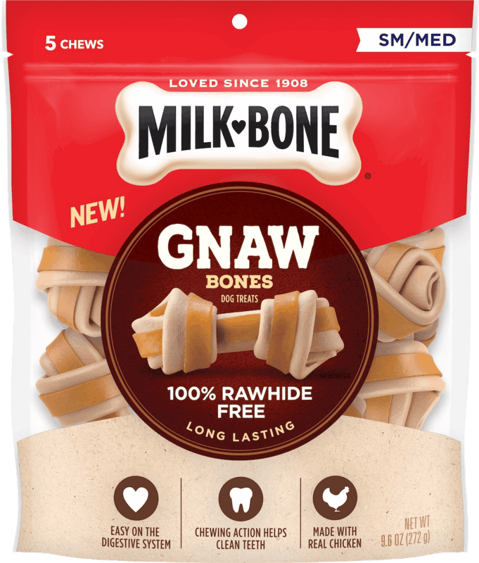$0.50 for Milk-Bone GnawBones or Wonder Bones (expiring on Thursday, 07/02/2020). Offer available at multiple stores.