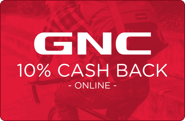 $0.00 for GNC (expiring on Thursday, 03/01/2018). Offer available at GNC.com.