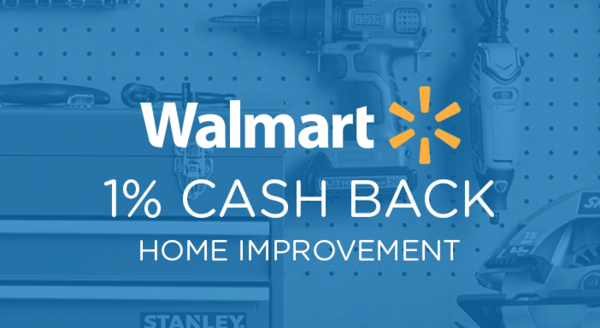 $0.00 for Walmart.com Home Improvement (expiring on Tuesday, 12/31/2019). Offer available at Walmart.com.