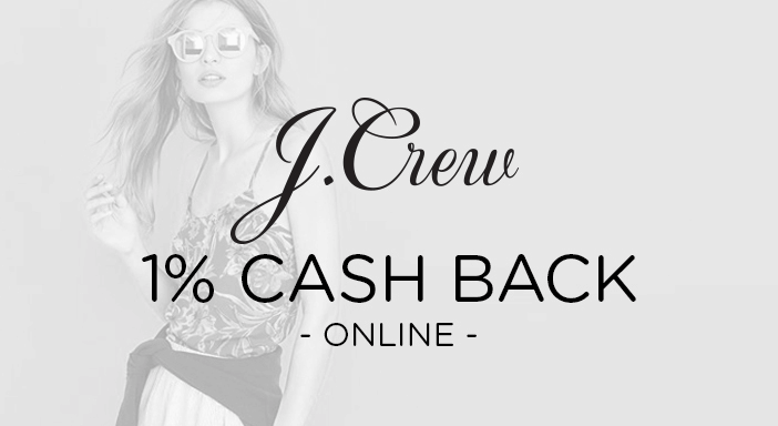 $0.00 for J. Crew (expiring on Saturday, 02/29/2020). Offer available at J. Crew.