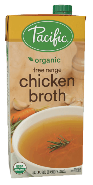 $0.50 for Pacific Foods™ Broth (expiring on Wednesday, 05/02/2018). Offer available at multiple stores.