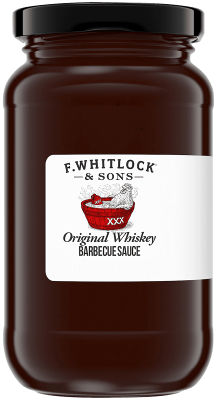 $0.75 for F. WHITLOCK® & SONS BBQ Sauce (expiring on Saturday, 05/02/2020). Offer available at Walmart.