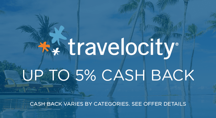 $0.00 for Travelocity (expiring on Monday, 01/27/2020). Offer available at Travelocity.