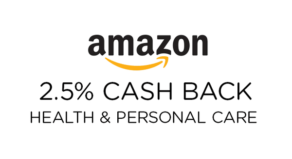 $0.00 for Amazon Health & Personal Care (expiring on Thursday, 04/30/2020). Offer available at Amazon.