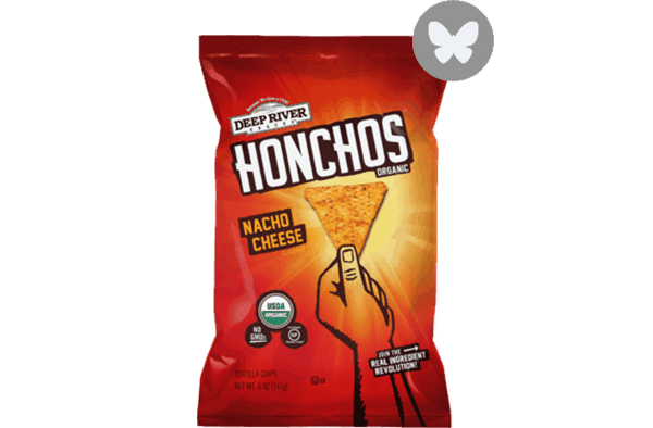 $0.75 for HONCHOS™ by Deep River Snacks® (expiring on Friday, 04/13/2018). Offer available at multiple stores.