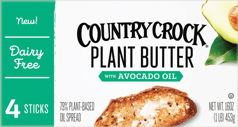 $1.00 for Country Crock Plant Butter (expiring on Wednesday, 02/12/2020). Offer available at Walmart.