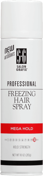 $2.00 for Salon Grafix® Professional Freezing Hair Spray (expiring on Friday, 03/02/2018). Offer available at Walmart.