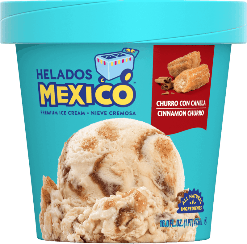 $1.00 for Helados Mexico Ice Cream (expiring on Friday, 12/10/2021). Offer available at Walmart, Walmart Pickup & Delivery.