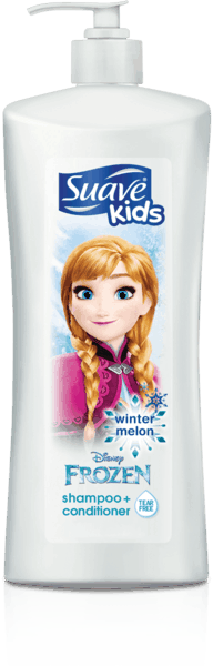 $1.00 for Suave Kids® Hair - Frozen (expiring on Saturday, 11/11/2017). Offer available at Walmart.