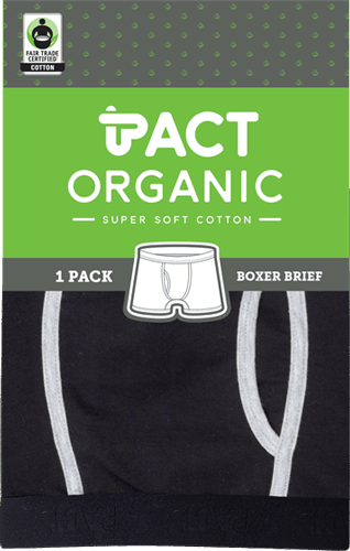 $2.00 for PACT Organic Men's Super Soft Cotton Clothing (expiring on Tuesday, 05/01/2018). Offer available at Target.