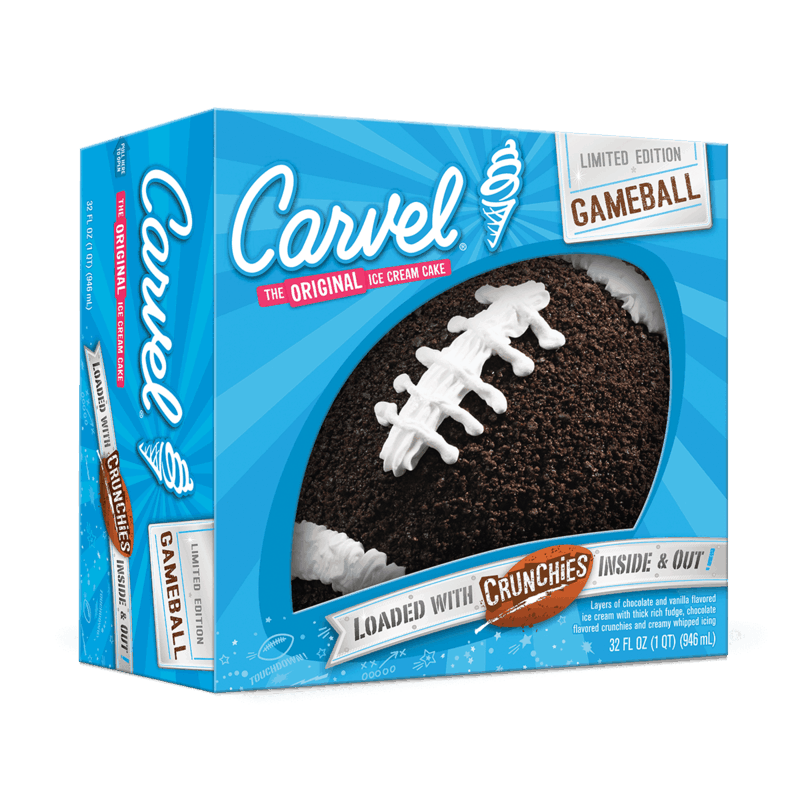 $1.00 for Carvel®, OREO®, Disney Frozen 2, REESE'S or HEATH Ice Cream Cake (expiring on Monday, 02/03/2020). Offer available at multiple stores.