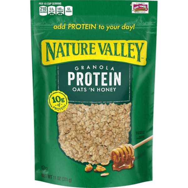 $1.00 for Nature Valley™ Protein Granola (expiring on Tuesday, 04/02/2019). Offer available at Publix.