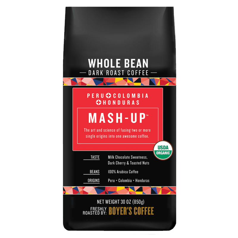 $2.00 for Boyer's Mash-Up Coffee (expiring on Saturday, 10/31/2020). Offer available at Sam's Club.