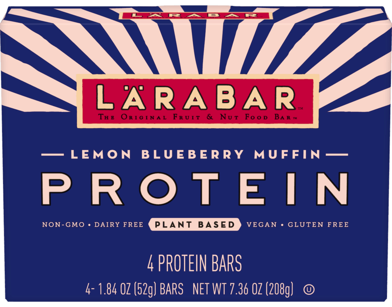 $1.00 for LÄRABAR® Protein Bars (expiring on Monday, 03/02/2020). Offer available at Walmart.