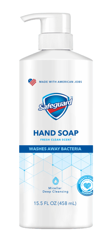 $1.00 for Safeguard Liquid Hand Soap (expiring on Monday, 05/31/2021). Offer available at multiple stores.