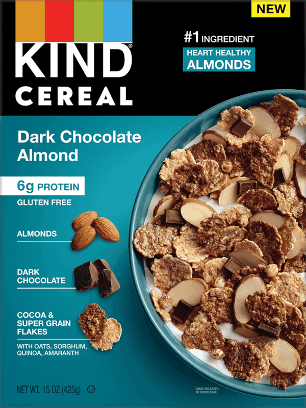 $1.00 for KIND Cereal (expiring on Saturday, 10/02/2021). Offer available at Walmart, Walmart Pickup & Delivery.