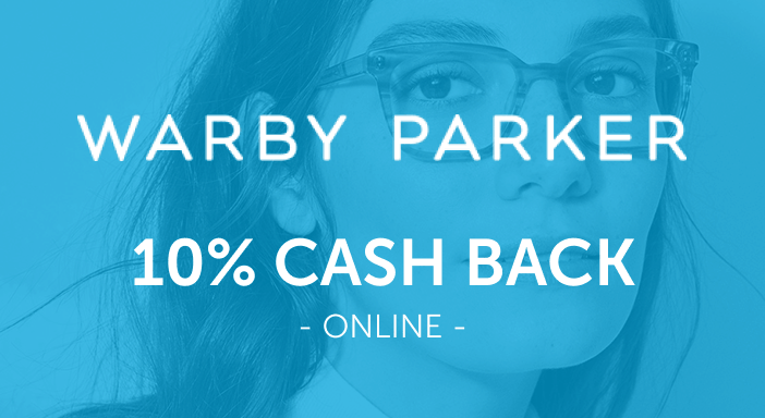 $0.00 for Warby Parker (expiring on Wednesday, 04/30/2025). Offer available at Warby Parker.