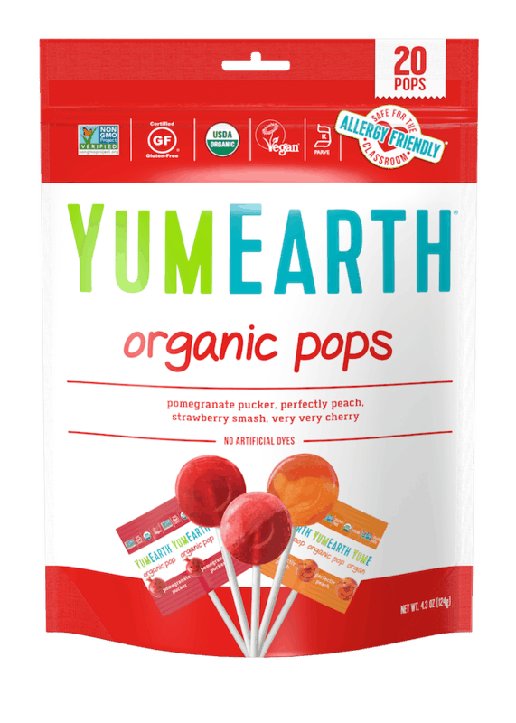 $1.00 for YumEarth Lollipops & Gummy Bears. Offer available at multiple stores.