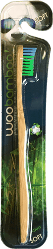 $1.00 for WooBamboo!® Adult Toothbrush (expiring on Wednesday, 01/02/2019). Offer available at multiple stores.