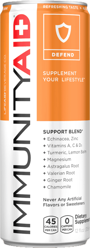 $1.00 for IMMUNITYAID® Support Blend (expiring on Friday, 08/30/2019). Offer available at Walmart.
