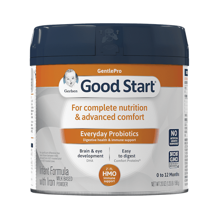 $8.00 for Gerber Good Start Formula (expiring on Tuesday, 12/01/2020). Offer available at Walmart, Walmart Grocery.