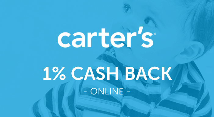 $0.00 for Carter's (expiring on Monday, 03/31/2025). Offer available at Carter's.