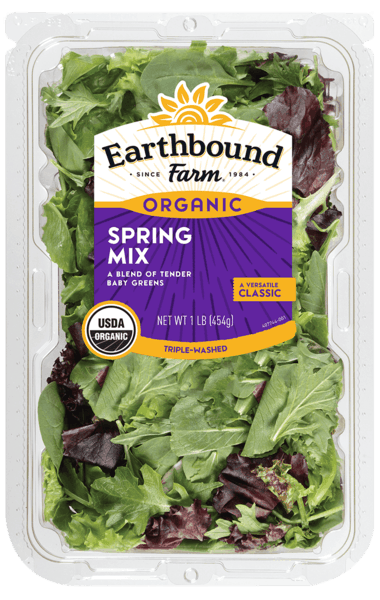 $1.00 for Earthbound Farm® Organic Spring Mix (expiring on Monday, 11/20/2017). Offer available at Costco.